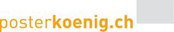 posterkoenig.ch Logo